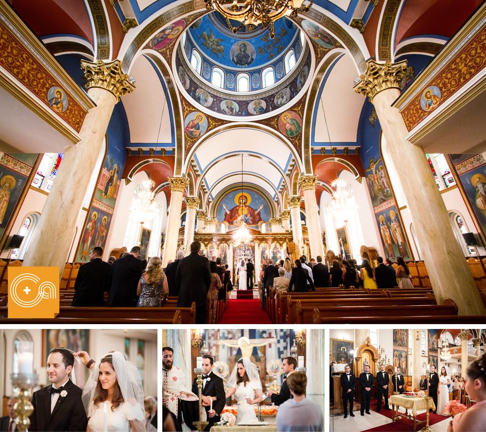 Christine and demetri s hotel monaco chicago wedding for Hotel monaco chicago