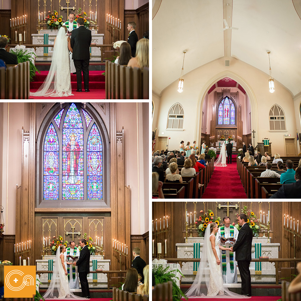 Anderson S Flooring Cairns: Zion Lutheran Church Hinsdale Wedding