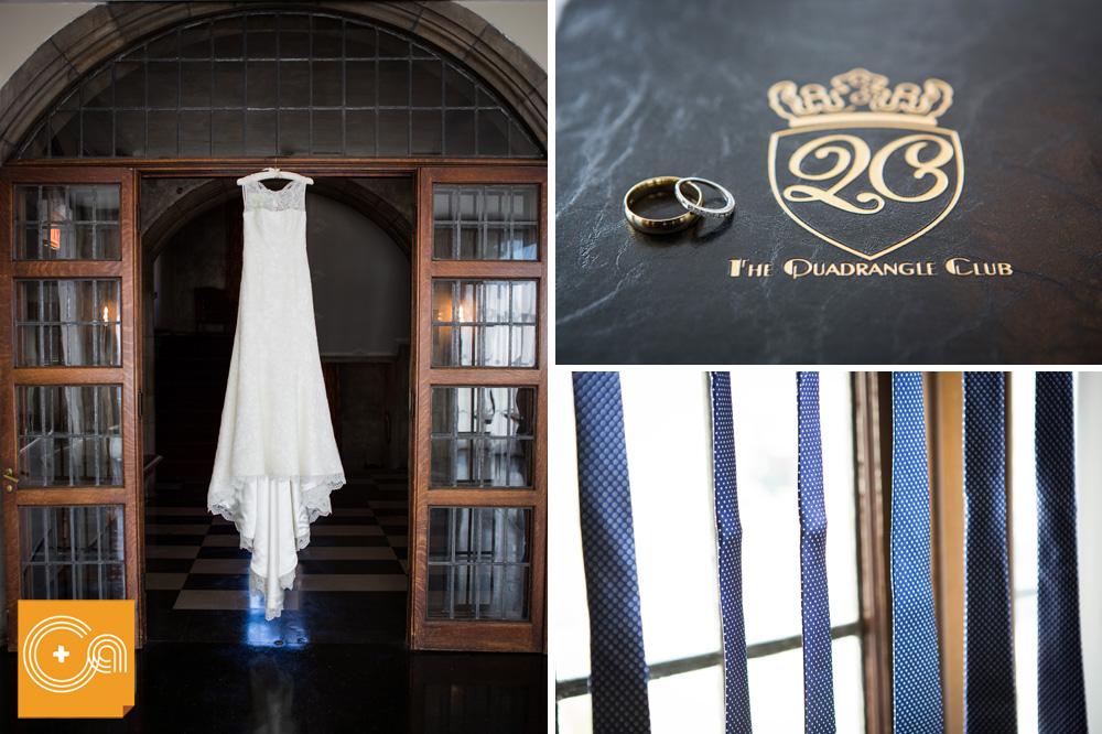 Quadrandgle Club Wedding 01
