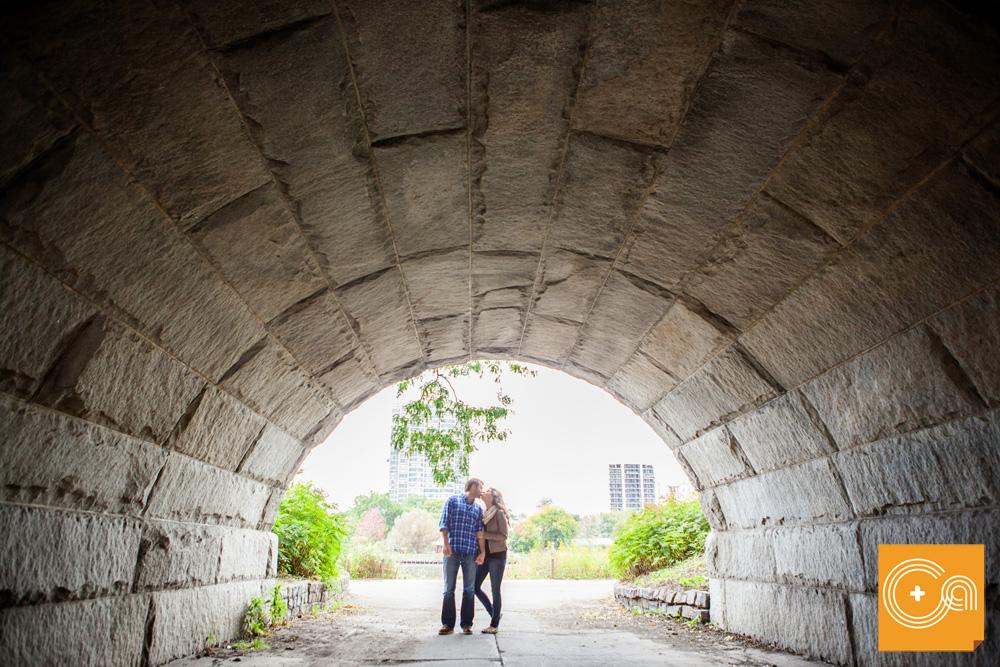 Lincoln Park Engagement Photos