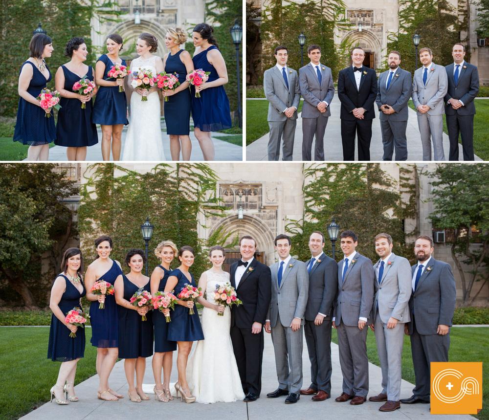 Quadrandgle Club Wedding 11