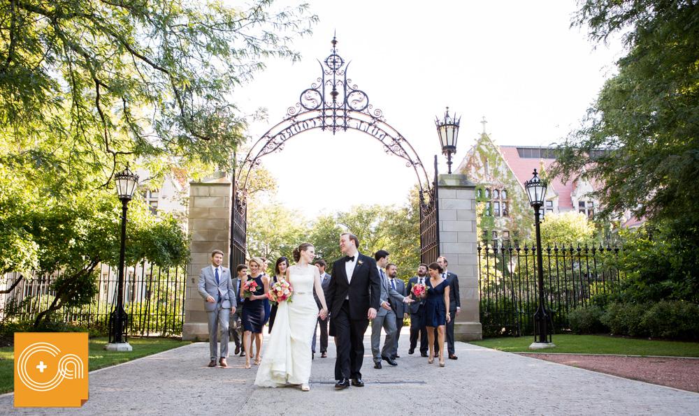 Quadrandgle Club Wedding 15
