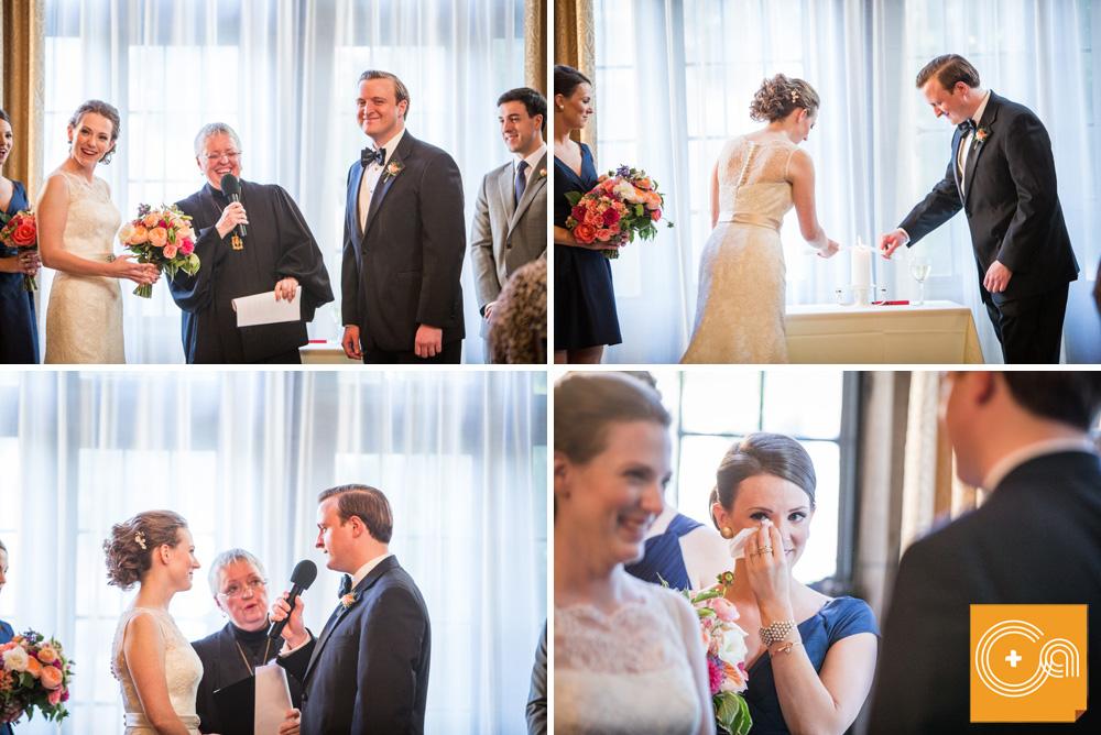 Quadrandgle Club Wedding 19