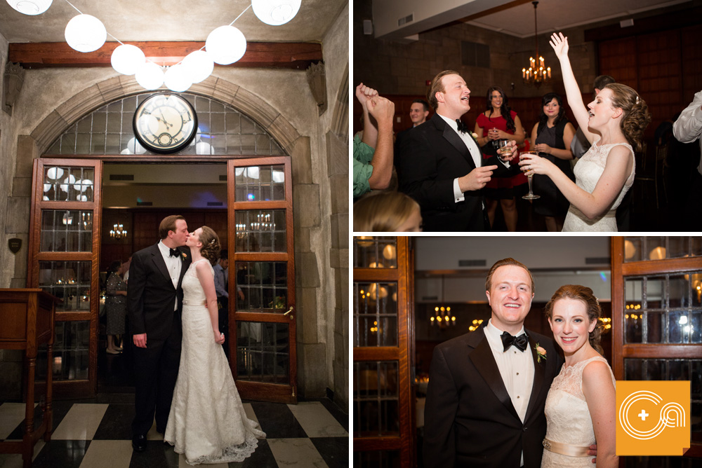Quadrandgle Club Wedding 27