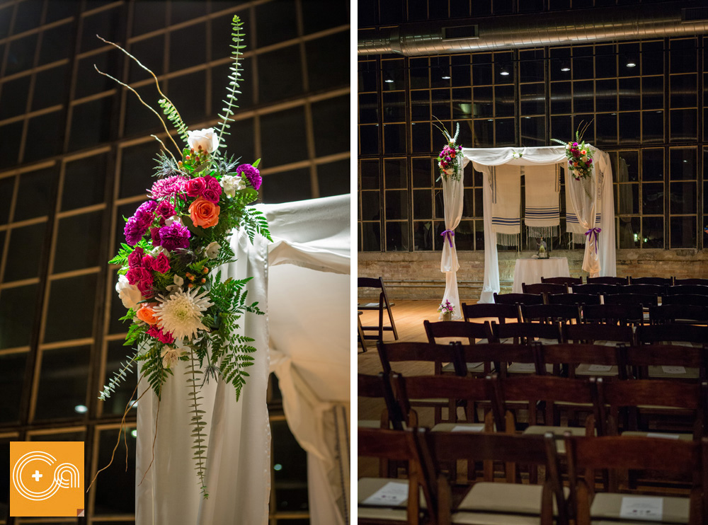 Fluid event center wedding